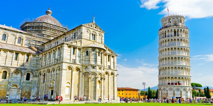 Poznejte kouzelné Toskánsko: Siena, Pisa, La Spezia, Cinque Terre na 2 noci