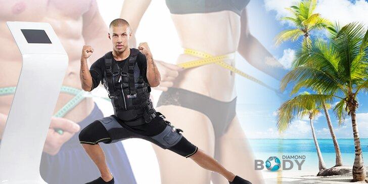 Efektivní cesta k sexy postavě: 4 či 8 vstupů na fitness s elektrostimulací svalů