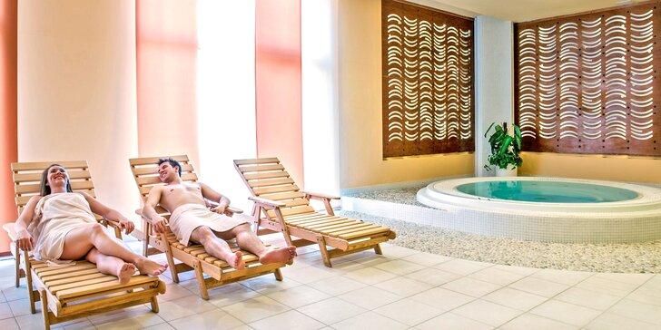 4* relaxační pobyt na Moravě: neomezený wellness, polopenze i výlety