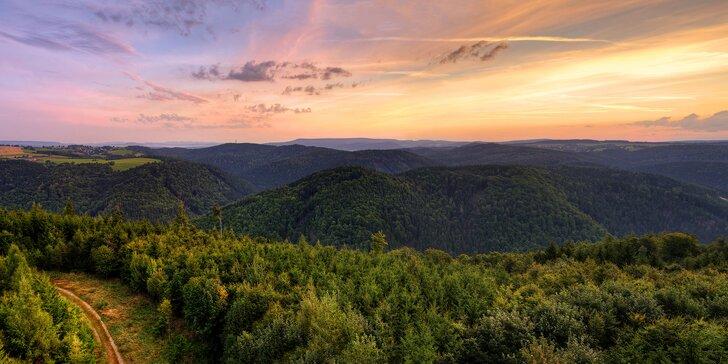 Aktivní pobyt na 3 dny s polopenzí uprostřed krásné přírody Orlických hor