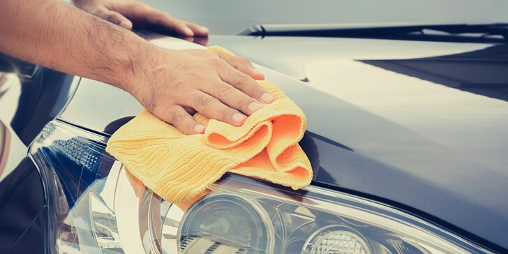 Kompletní čištění interiéru a exteriéru vašeho vozu s nanovoskem