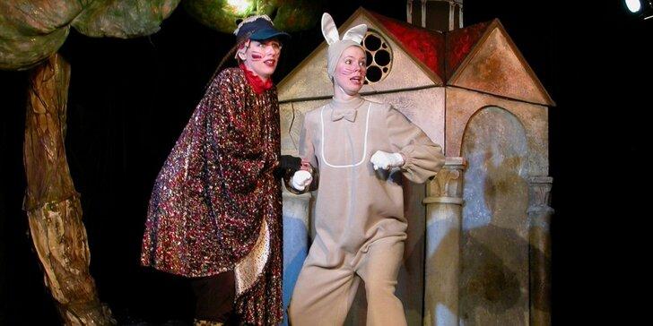 Vstupenka na dětské představení Kouzelný les v Divadle Minaret
