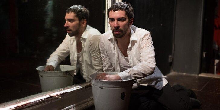 Vstupenka na divadelní představení Lorca v Žižkovském divadle