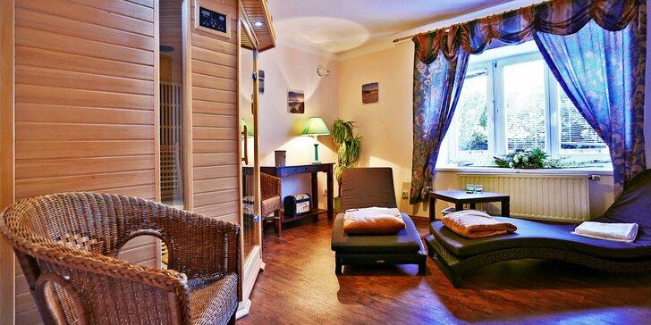 Pohodový pobyt v Karlových Varech: snídaně, wellness program i výlety