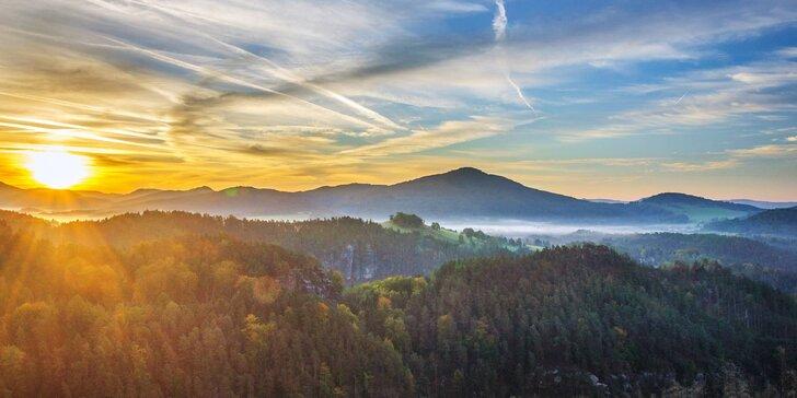 Pronájem chaty až pro 8 osob v srdci Českého Švýcarska na 4–8 dní