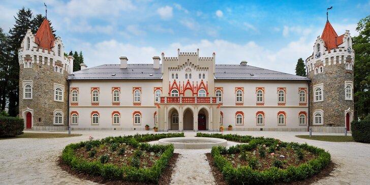 Prožijte dokonalou dovolenou v Chateau Herálec na Vysočině. Tento luxusní hotel patří mezi TOP 10 zámecké hotely světa.