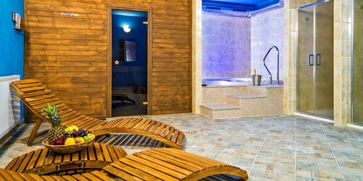 Luxusní pobyt v 4* hotelu uprostřed Jizerek: polopenze a privátní wellness