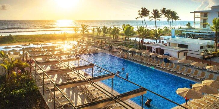 Prožijte exotickou dovolenou v 5* hotelu na Srí Lance: 6–12 nocí, all inclusive