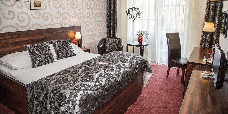 Relax ve 4* hotelu v Novém Boru: polopenze a balíček wellness procedur