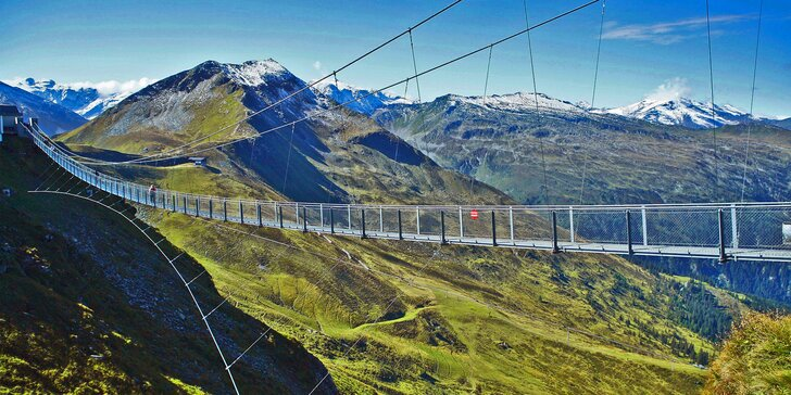S rodinou do Alp: all inclusive light, sauna, děti do 10,9 let zdarma – i v létě