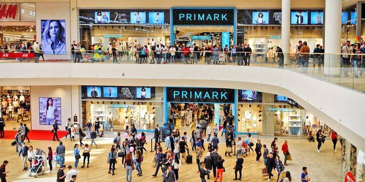 Vlakem do Drážďan: nákupy v Primarku i centrum města s průvodcem