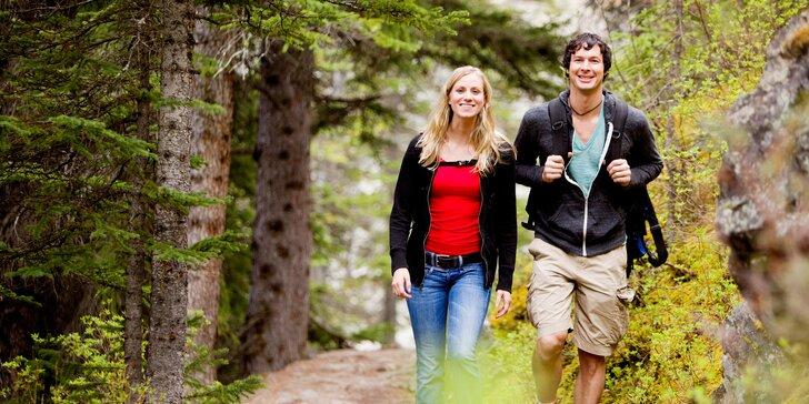 Jaro nebo léto v Orlických horách: pobyt s polopenzí v rodinném penzionu