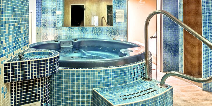 Relax v Beskydech se stravou, procedurami a neomezeným wellness