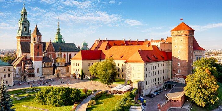 Wroclaw, Krakow a solné doly Wieliczka: zájezd na 3 noci, snídaně, průvodce