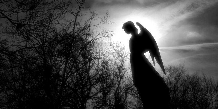 Dostaňte se ven: úniková hra Angel of Death z oblasti Sudet pro 2–4 hráče