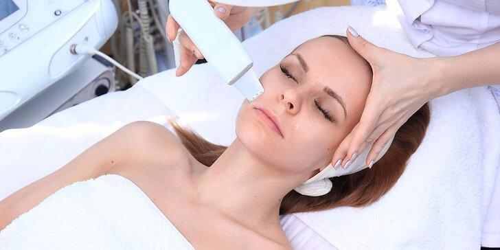 Kosmetické ošetření: Ještě krásnější díky radiofrekvenčnímu liftingu obličeje