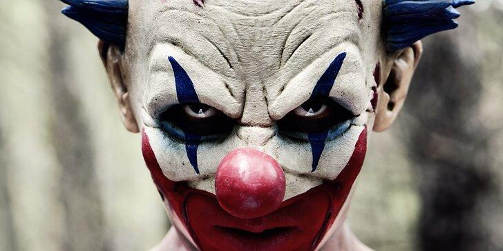 Ohana horor cirkus: hororová show pod cirkusovým šapitó v Mostě