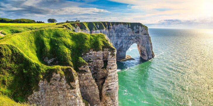 V létě do Francie: Paříž, Normandie a Bretaň s dopravou, 3 noci na hotelu