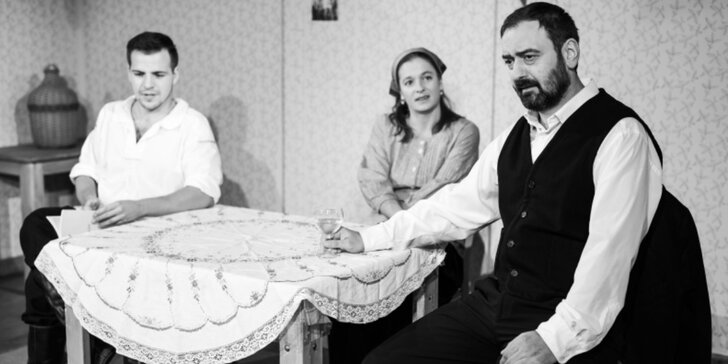Vstupenka na představení Slovácko se nesúdí v Klubovně Spolku Kašpar