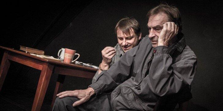 Expres na západ: vstupenka na představení s R. Holubem a F. Němcem