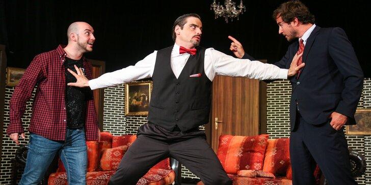 Vezměte svou lásku do divadla na představení Drahoušku, toužím po tobě...