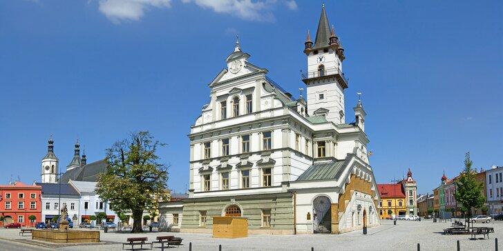 Pobyt blízko Olomouce: hotel s polopenzí, aktivity i vyžití pro děti