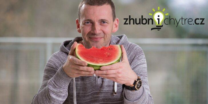 2měsíční online kurz o hubnutí a zdravém životním stylu s Petrem Havlíčkem