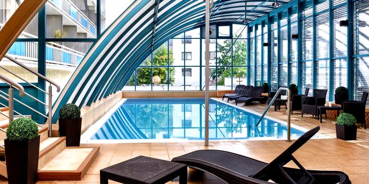 Relaxace v Piešťanech: polopenze, neomezený vstup do bazénu i wellness