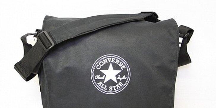 550 Kč za originální tašku přes rameno Converse Messenger Black ... bdfbbf07936