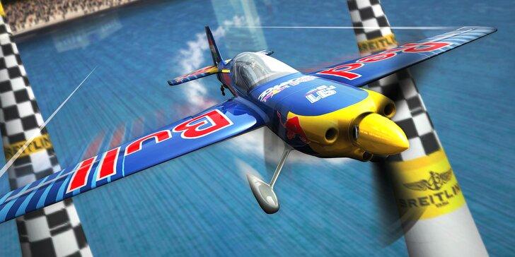 Fanděte Martinu Šonkovi: zájezd na Red Bull Air Race Balaton vč. vstupenky
