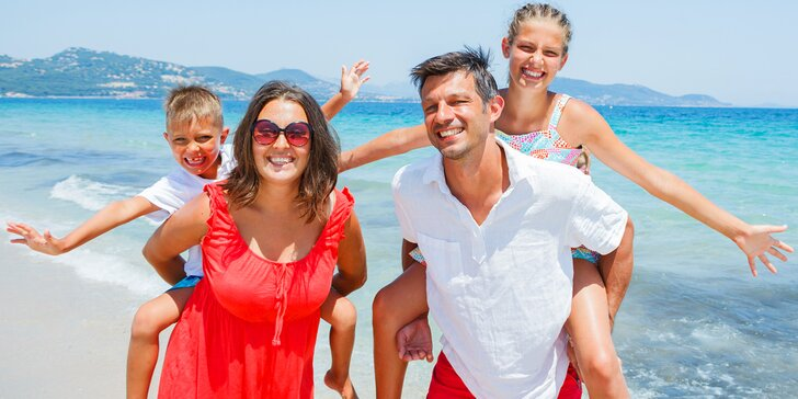 Albánie pro celou rodinu: pobyt v 4* hotelu se snídaní či polopenzí