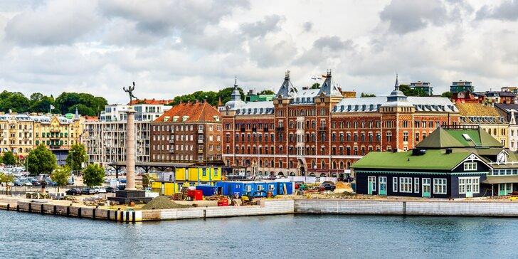 Jet, či nejet? Určitě jet! Výlet do Švédska a Dánska po stopách Hamleta
