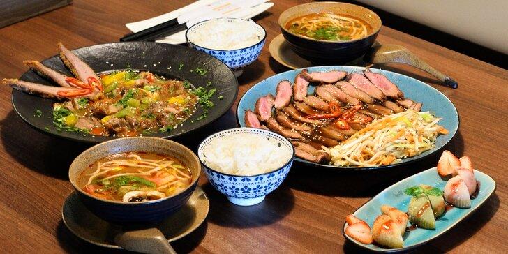 Vábivé vůně východu: 4chodové vietnamské menu pro 2 osoby