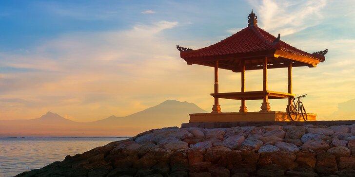 Dámská jízda na Bali: 9 nocí v 3* hotelech se snídaní, koupáním a výlety