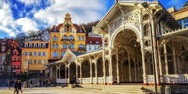 Pobyt v Karlových Varech: přijměte pozvání do apartmánu v lázeňské čtvrti