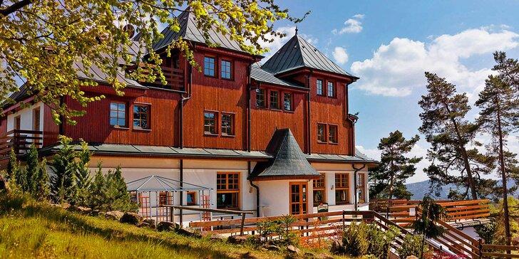 Romantický pobyt v Karlových Varech: dobré jídlo, wellness a krásné výhledy