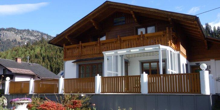 Tauplitz: Dovolená v rakouských Alpách se zázemím českého penzionu