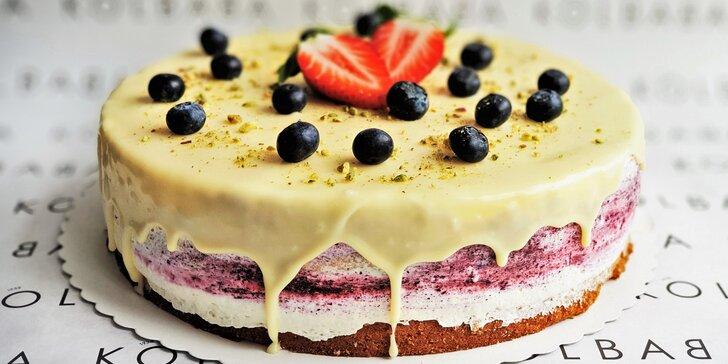 b3d3889c44 Cukrářské skvosty od Kolbaby  3 nejprodávanější dorty a 2 s letním nádechem