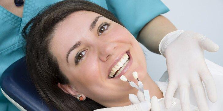 Profi zubní péče: Vysoce kvalitní implantát a případně i nasazení korunky