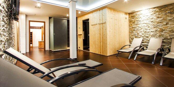 Pobyt ve 4* rezidenci Golf: luxusní ubytování, polopenze, sauna a bazén