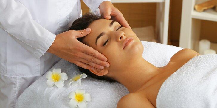 100 minut dovolené v Diamond Spa: thajská masáž, lázeň a maska