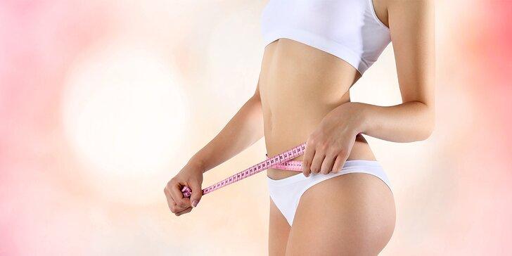 Neinvazivní liposukce modrým laserem: 1 nebo 4 ošetření