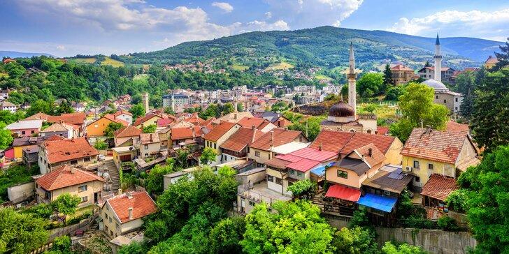 Objevte bosenské pyramidy: říjnový zájezd s ubytováním na 2 noci a snídaní