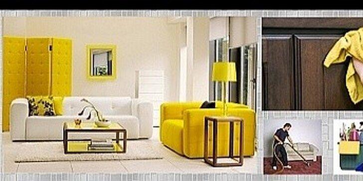 Předvánoční úklid bytu nebo domu o velikosti do 50m2