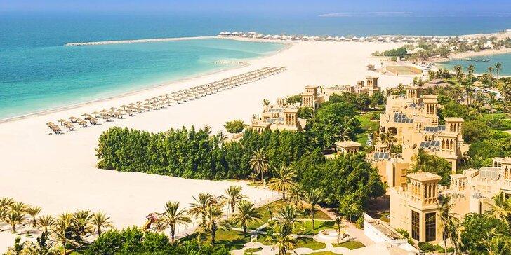 Dovolená v emirátu Ras Al Khaimah: 4–9 nocí v 5* hotelu s all inclusive