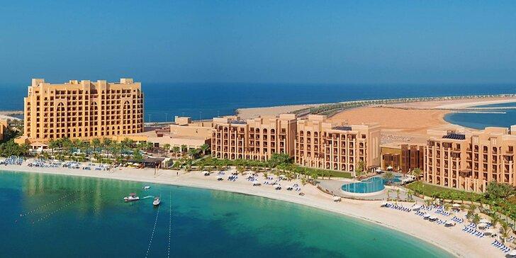 Odpočinek v emirátu Ras Al Khaimah: 4–9 nocí v 5* hotelu s all inclusive, spa