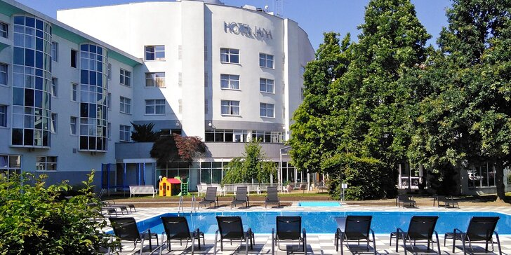 4* relaxace v krajině UNESCO: wellness, venkovní bazén i polopenze