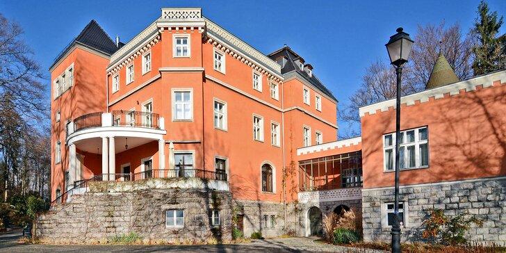 Pohádkový relax: wellness pobyt na polském zámku Paulinum v Jelení Hoře