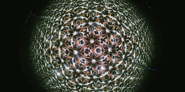 Vstupenky do interaktivního Muzea smyslů plného optických klamů ve Splitu