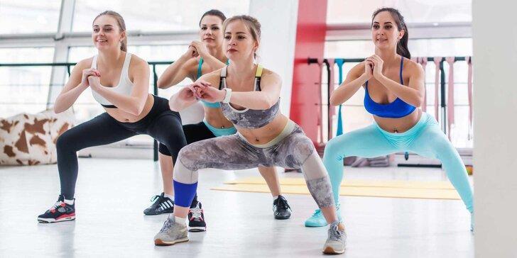 Shellby fitness pro ženy: permanentka na kruhový trénink na 1 nebo 3 měsíce